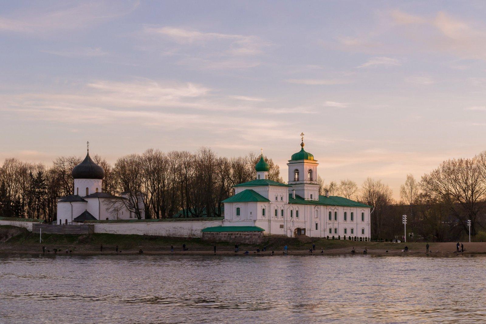 Византийское наследие Руси в псковских монастырях