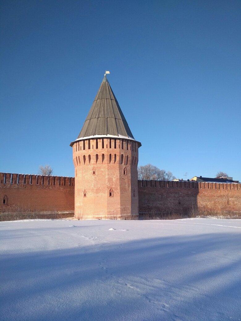 Смоленск: взгляд сквозь века