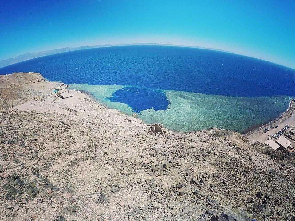 Джип-сафари в Дахаб (каньон Гунай + Голубая дыра)
