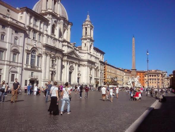 Обзорная экскурсия по Риму на машине
