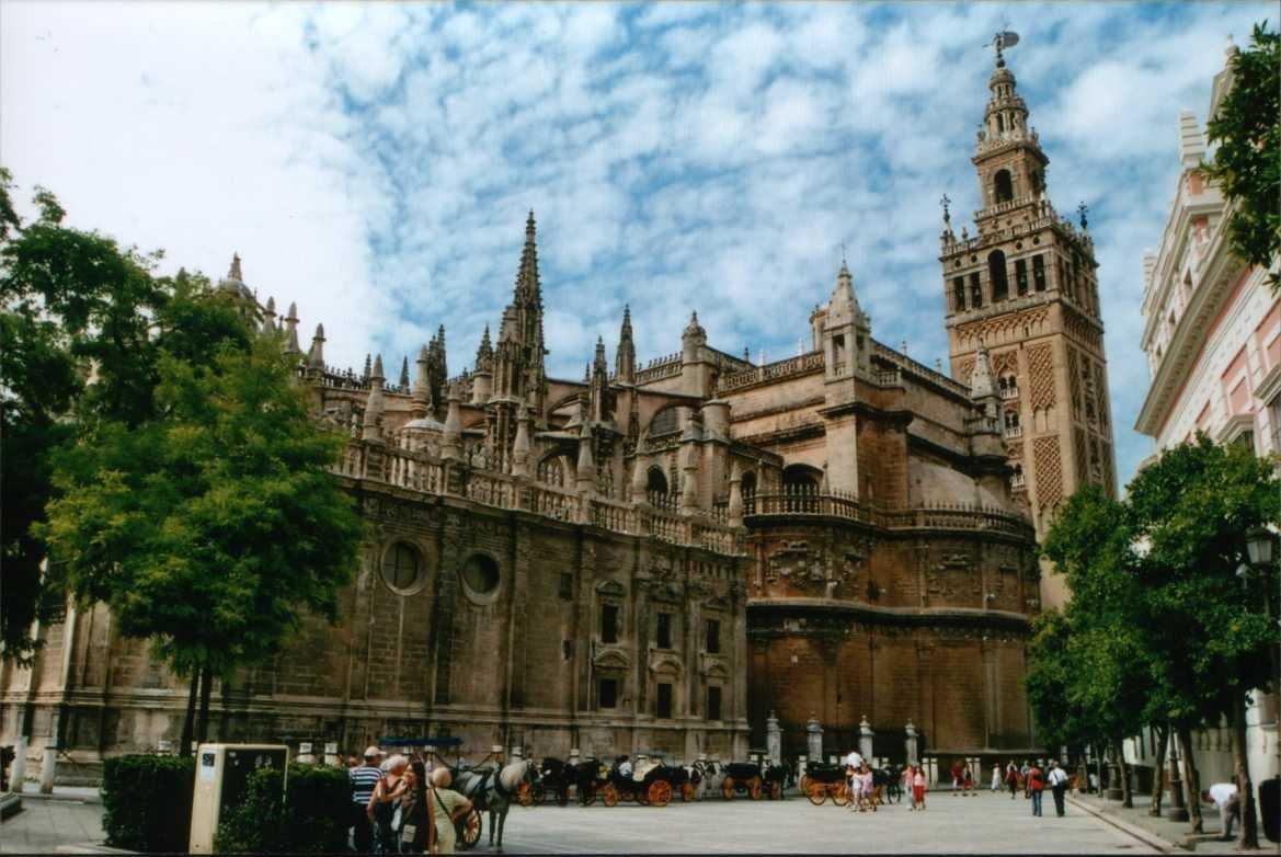 Групповая экскурсия по Севилье на русском языке