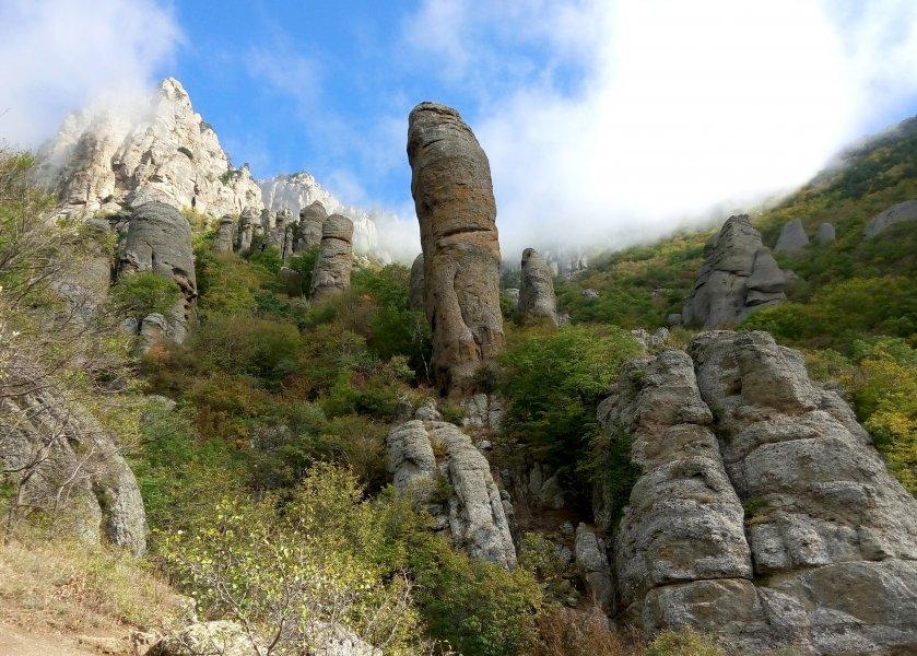 Секреты Кузнец-горы