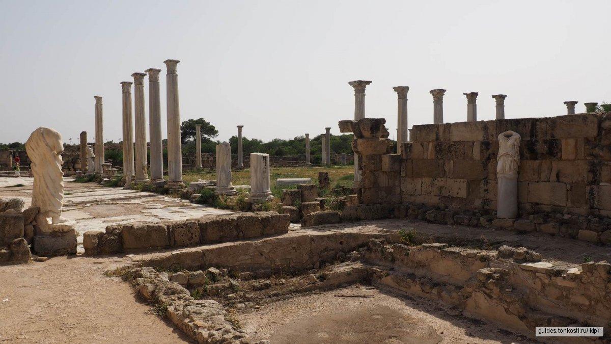«Саламин и Фамагуста» — Античность — Готика — Ренессанс (путешествие сквозь эпохи)