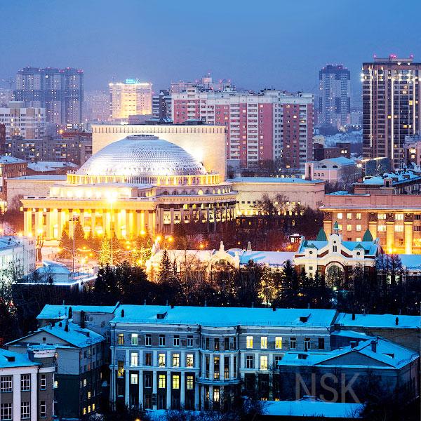 Новогодние сибирские каникулы для детей
