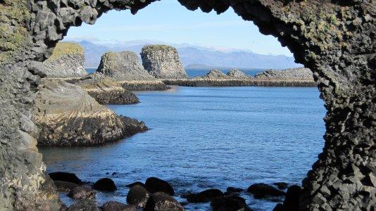 Магический полуостров Snaefellsnes (Снайфетльснес)