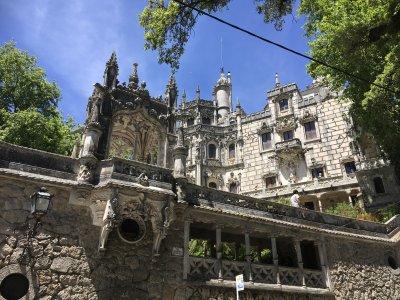 Два замка Синтры и мыс Рока