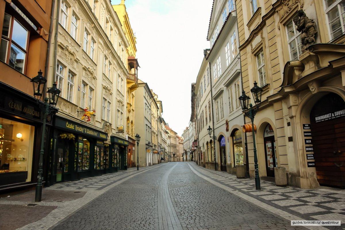 Старый город — очарование древних времен. Квест-экскурсия в мобильном приложении.