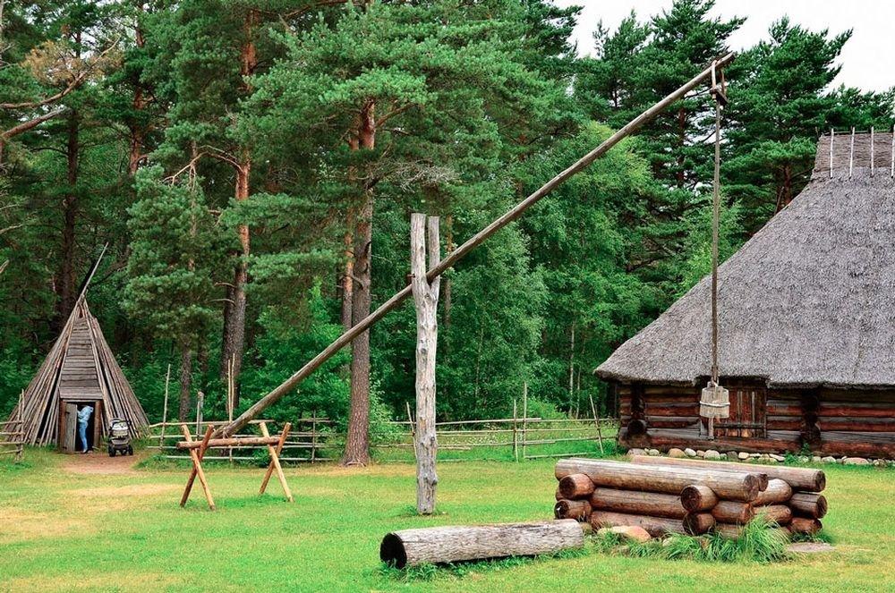 Путешествие во времени, или Эстония 100 лет назад