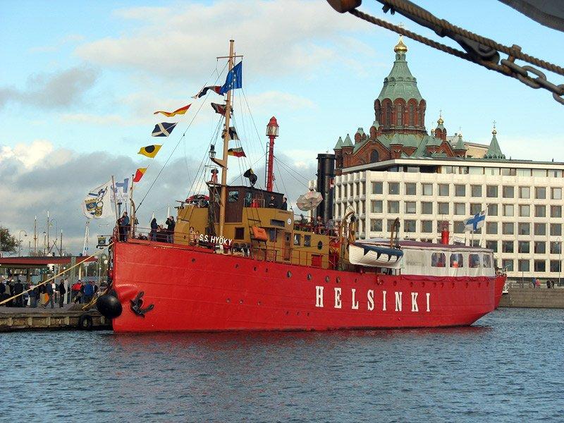 Свидание с Хельсинки
