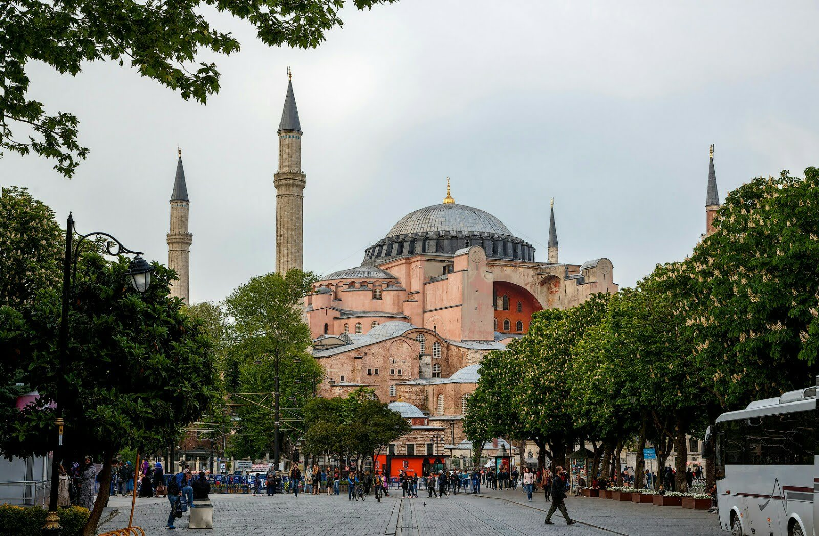 Ознакомительная экономная экскурсия по Стамбулу