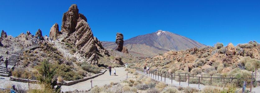 Путешествие к исполину, или Вулкан Тейде
