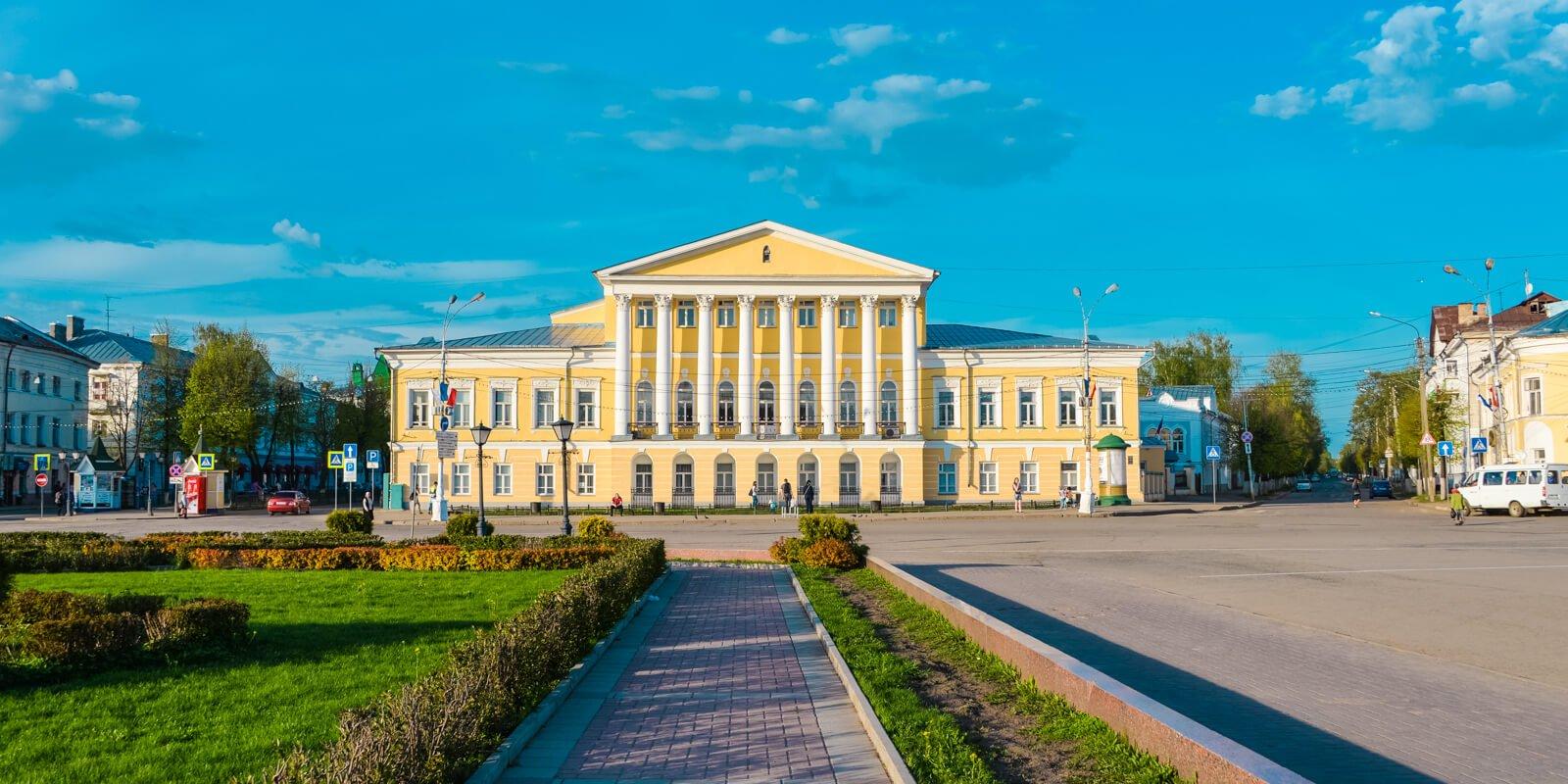 Квест-экскурсия «Кострома-ма дорогая!»