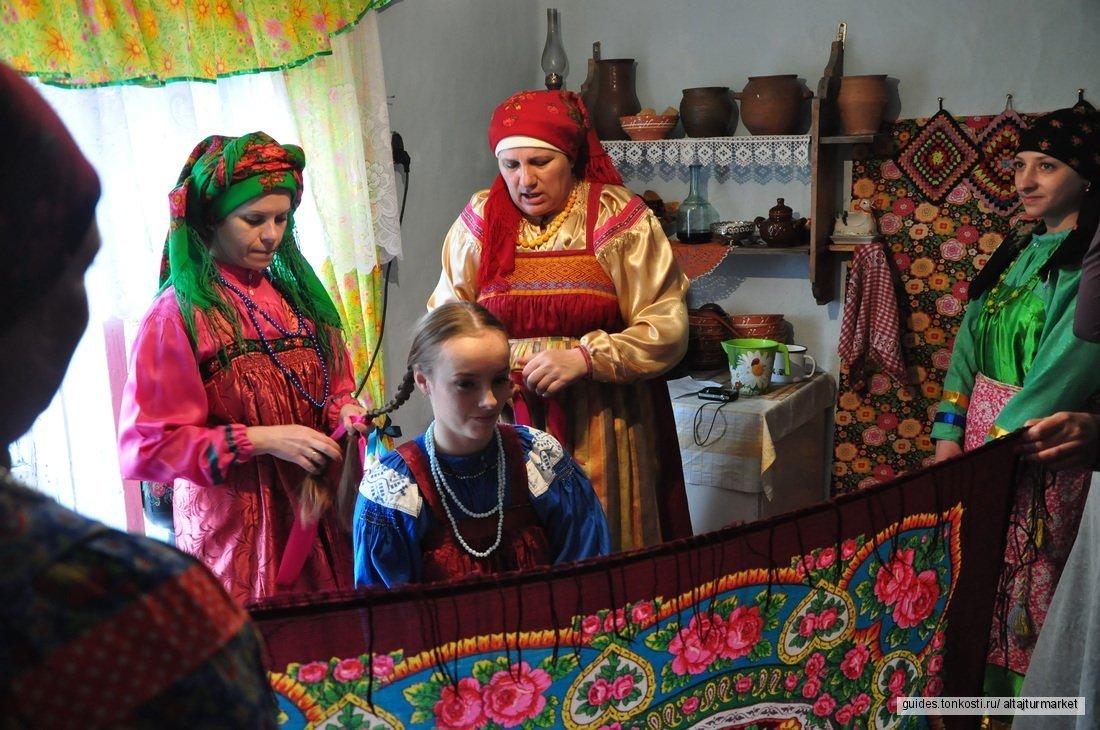 Алтайские жемчужины