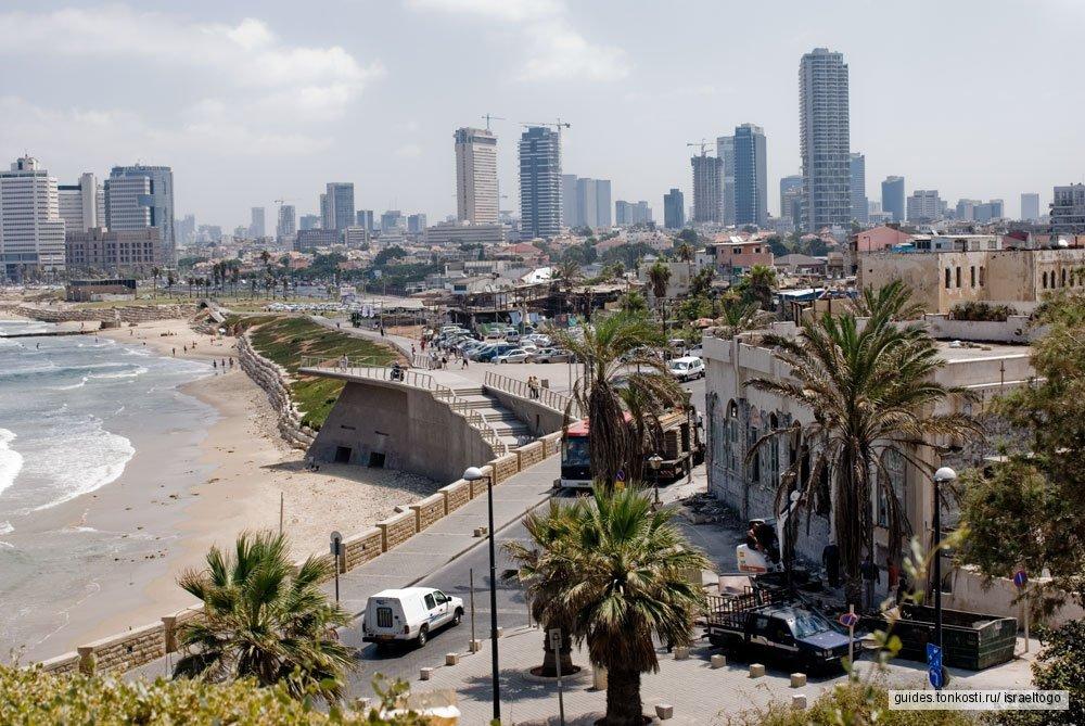 Черно-белый Тель-Авив