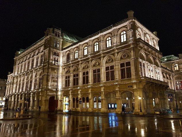 Вечерняя Вена