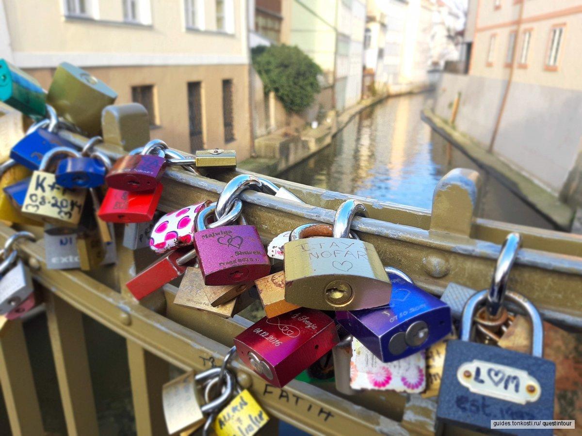 Карлов мост — место силы. Квест-экскурсия в мобильном приложении.