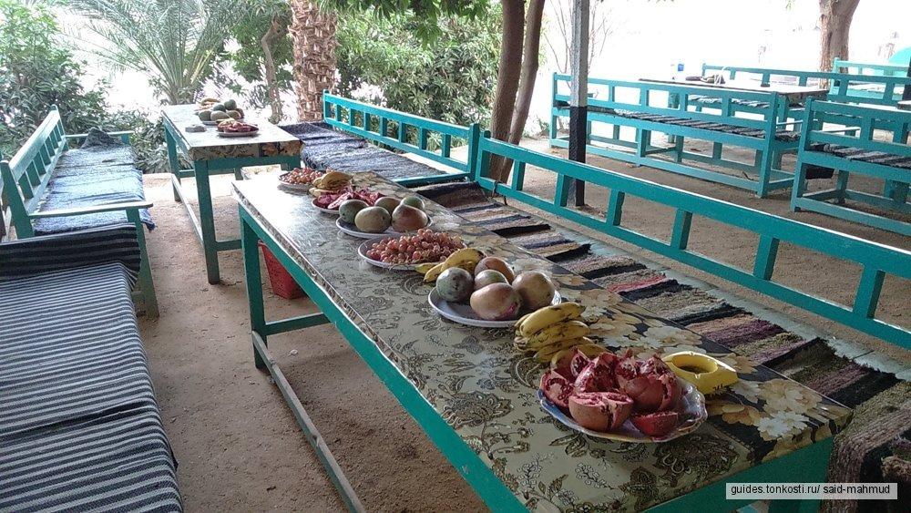 экскурсия в Луксор из Хургады