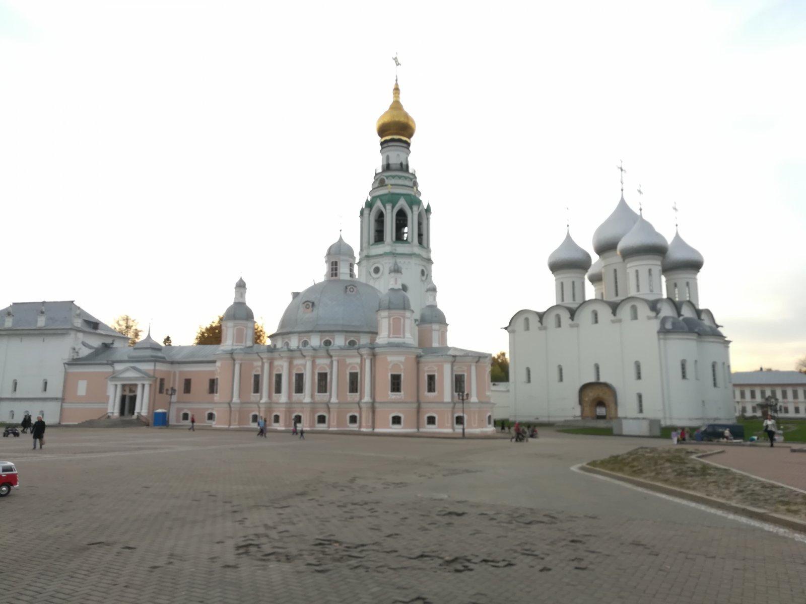 Здравствуй, Вологда!