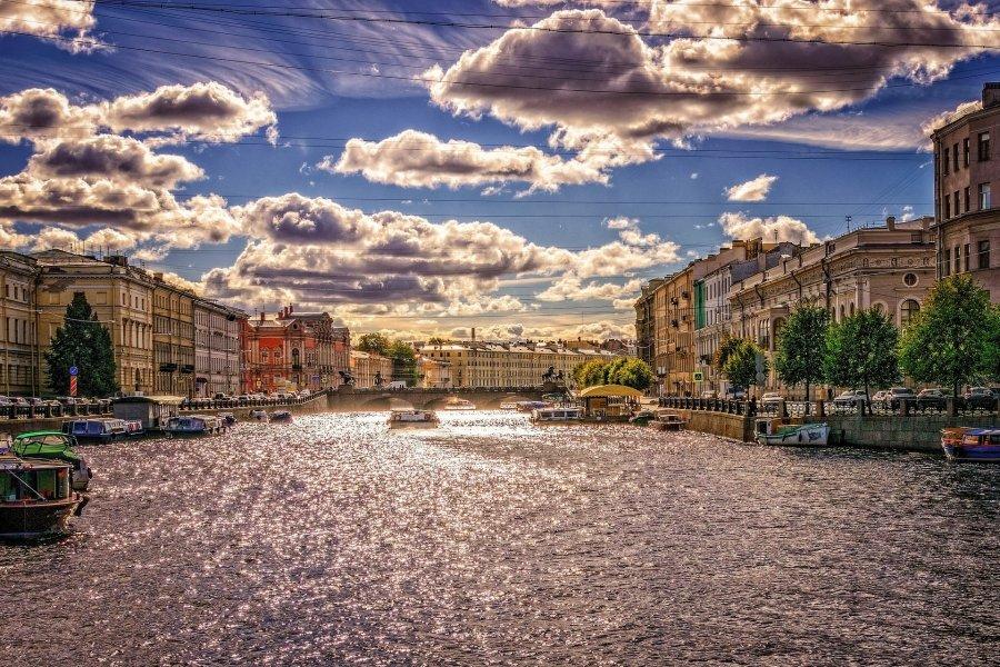 Парадный Петербург с посещением Петропавловской крепости