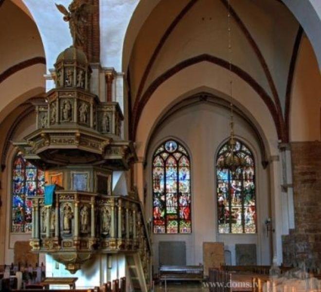 Художественные и исторические ценности Домского собора