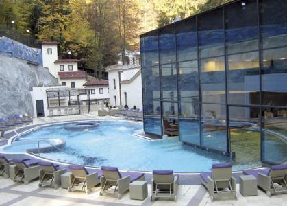 Спа-расслабление после урока истории: город Крушевац и курорт Рибарска-Баня