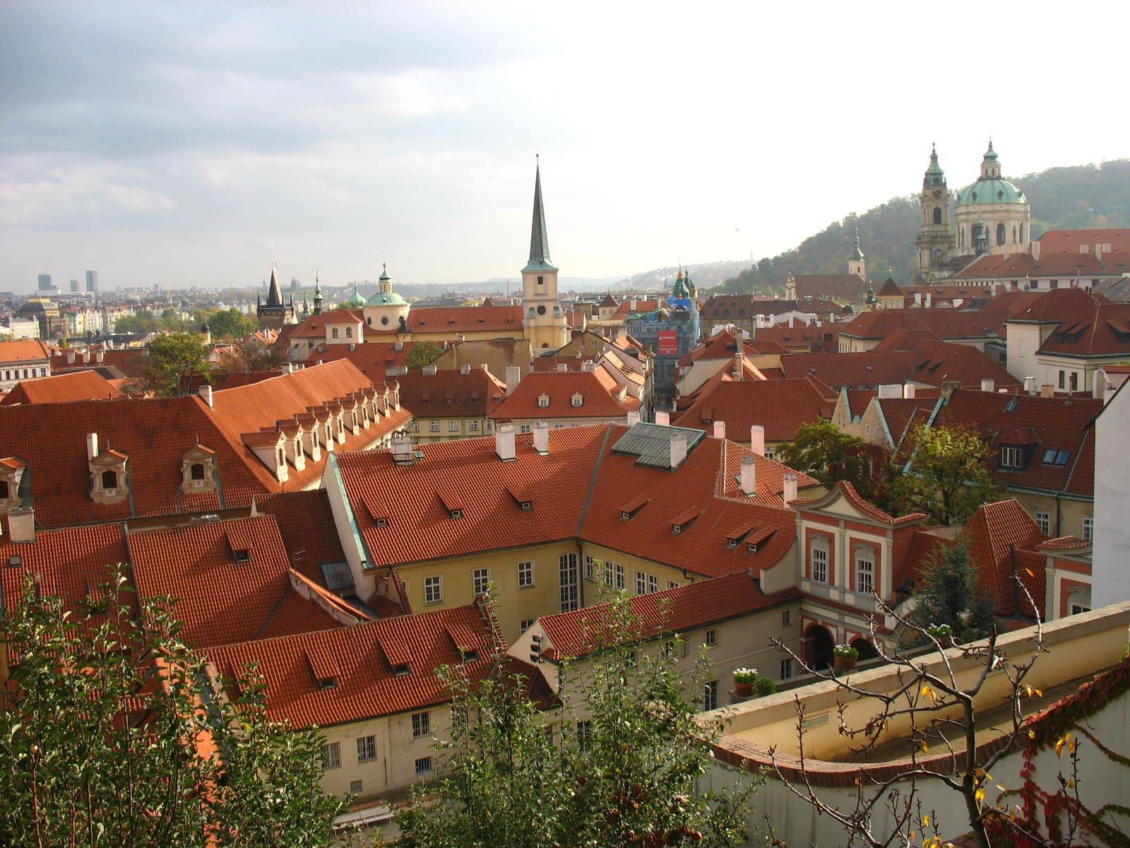 Яркая и незабываемая. Покоряющая раз и навсегда Прага