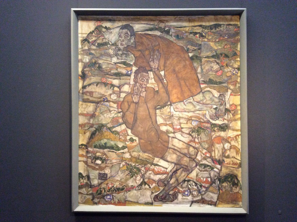Климт, Шиле и Кокошка в музее Леопольда