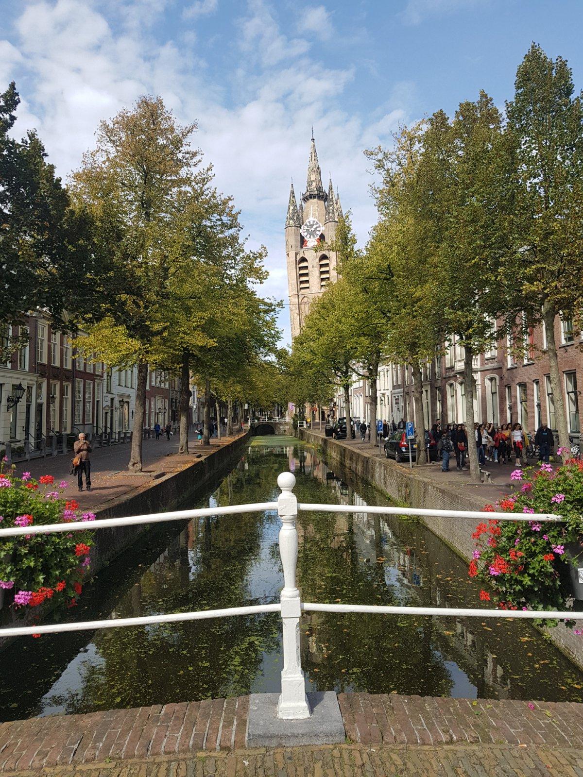 Амстердам — Делфт — Гаага — Северное море