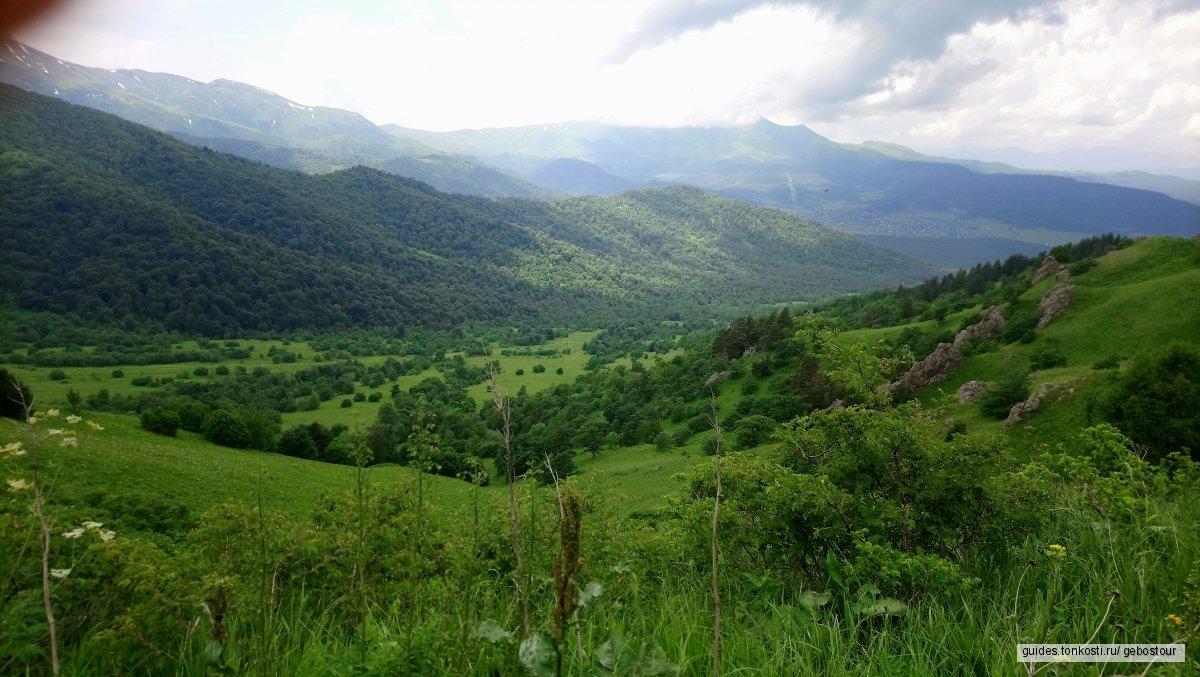 Из Тбилиси до Батуми по Трансаджарской магистрали