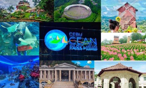 Океанариум — Себу Ocean Park