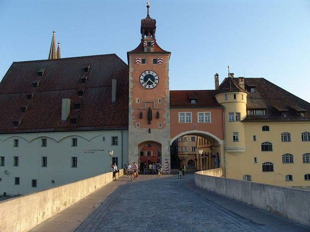 Экскурсия в Регенсбург из Мюнхена