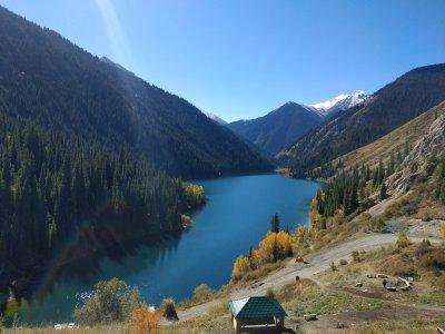 Кольсайские озера и озеро Каинды, 2-дневный тур