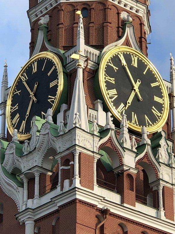 Хроники Красной площади