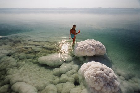 Мёртвое море: польза для души и тела