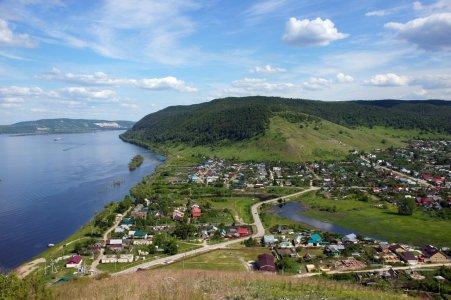 Село Ширяево — жемчужина Самарской Луки