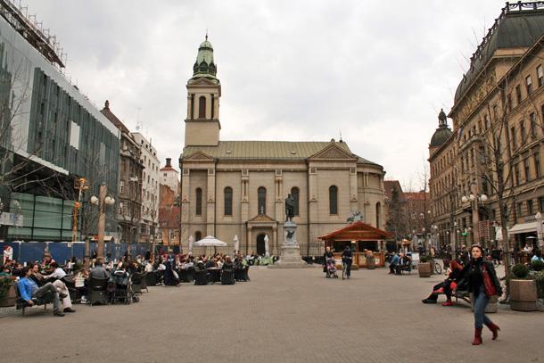 «Загреб в машине времени»