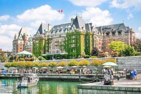 Виктория — столица Британской Колумбии, 13 часов