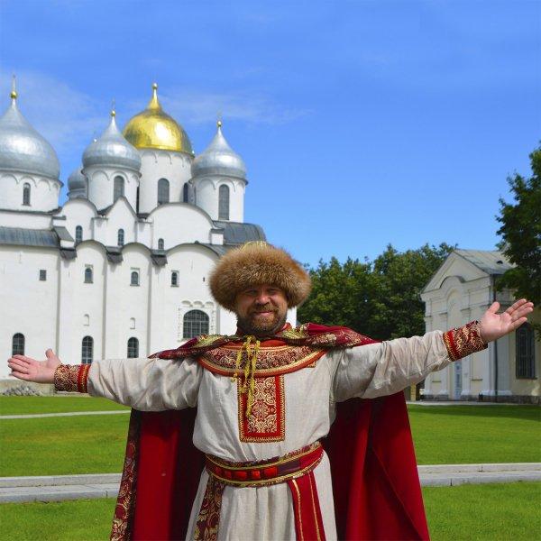 Экскурсия в Великом Новгороде: «Летописи древнего города с новгородским посадником»