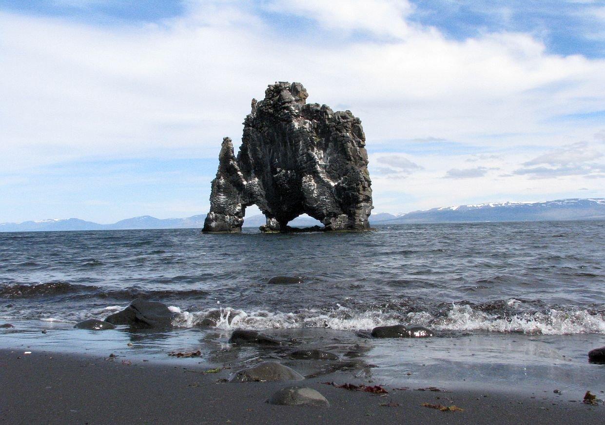 Одно из самых красивых и таинственных мест в Исландии!
