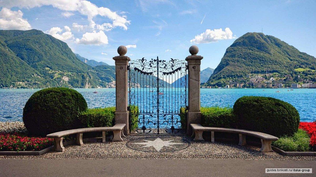 Лугано — Швейцария в миниатюре