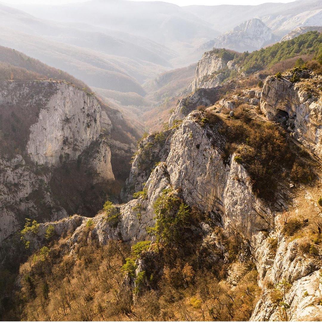 Большой Каньон Крыма из Ялты