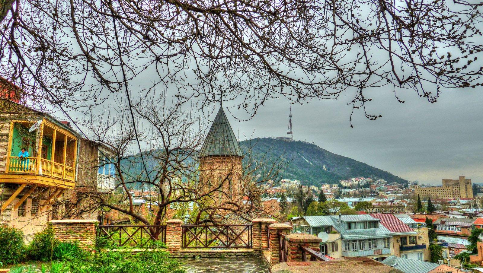 Тур по Грузии. Тбилиси — Мцхета — Кахетия — Сигнахи — Батуми