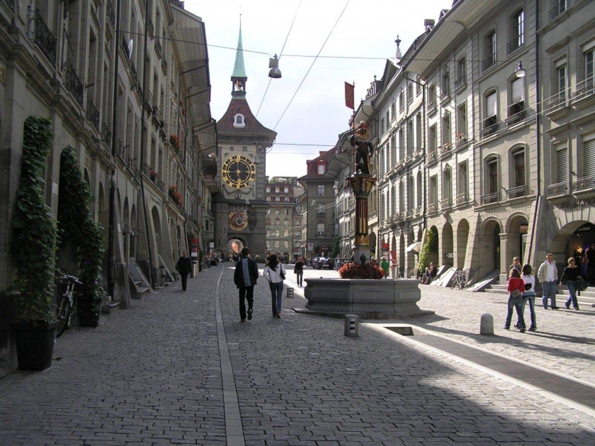 Обзорная пешеходная экскурсия по Берну