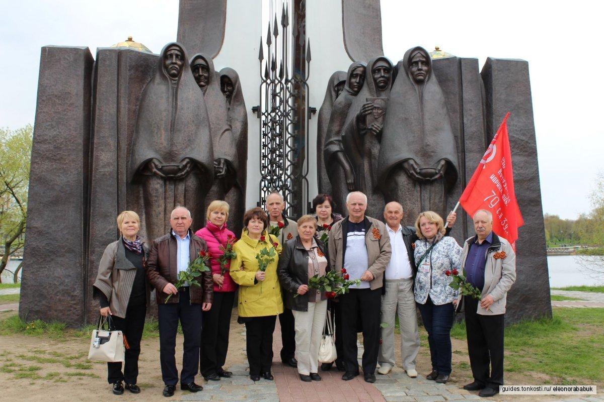 Минск: путешествие по Старому городу