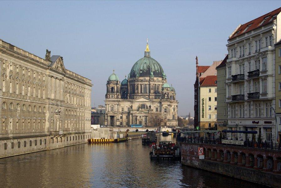 Берлинские мосты — Прусская Венеция