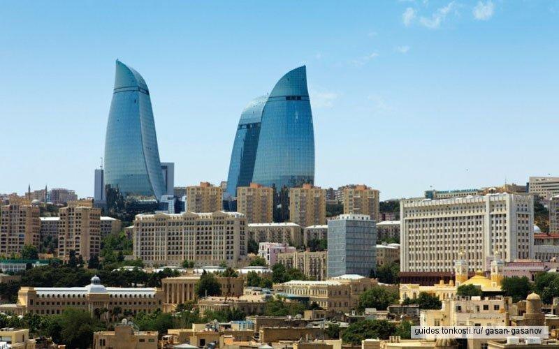 Эксклюзивный тур по Баку!