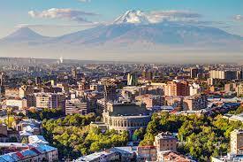 Ереван (обзорная) — Эчмиадзин — Звартноц