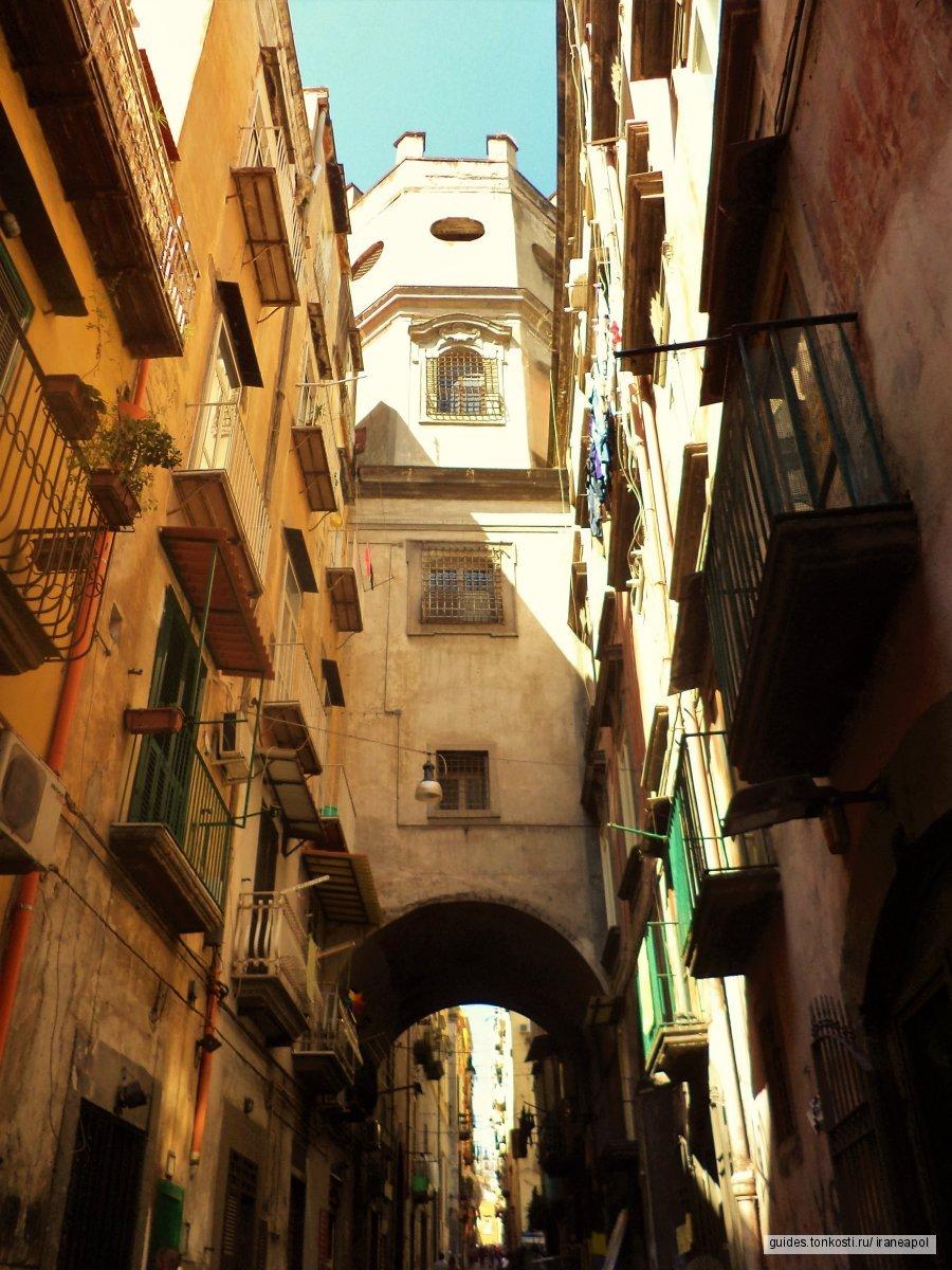 Неаполь и его уникальный исторический центр!