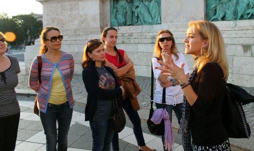 По Будапешту пешком (тематические пешеходные экскурсии)