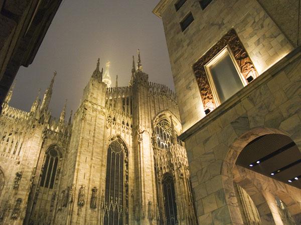 Многоликий Милан